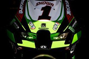 Startnummer 1: Jonathan Rea, Kawasaki Racing Team WorldSBK