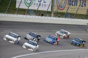 Sheldon Creed, GMS Racing, Chevrolet Silverado Chevy Accessories, Zane Smith, GMS Racing, Chevrolet Silverado