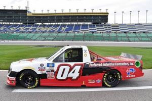 Chase Briscoe, Roper Racing, Ford F-150 PIC/Carquest Auto Parts