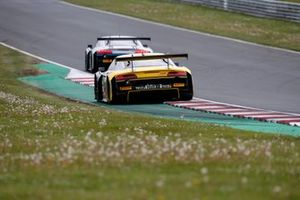 #11 Rutronik Racing by Tece Audi R8 LMS: Elia Erhart, Pierre Kaffer