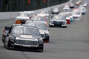Ty Majeski, ThorSport Racing, Toyota Tundra CRC Brakleen