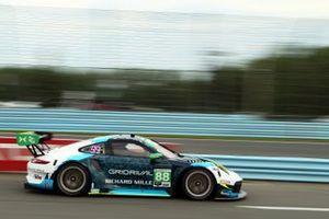 #88 Team Hardpoint EBM Porsche 911 GT3R, GTD: Katherine Legge, Rob Ferriol, Andrew Davis