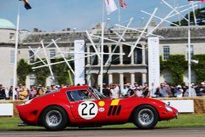 Ferrari 250 GTO - Holly Mason