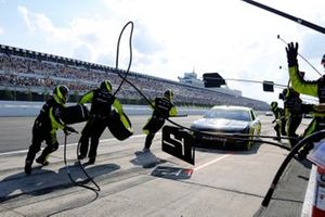 Ryan Blaney, Team Penske, Ford Mustang Menards/Duracell