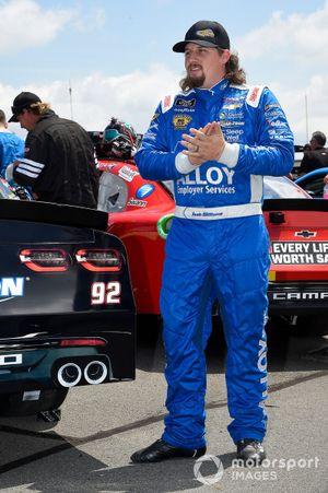 Josh Williams, DGM Racing, Chevrolet Camaro Sleep Well / Alloy