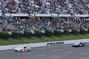Austin Cindric, Team Penske, Ford Mustang Car Shop, Ty Gibbs, Joe Gibbs Racing, Toyota Supra Joe Gibbs Racing
