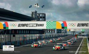 Olympic Virtual Series Motorsport 2021