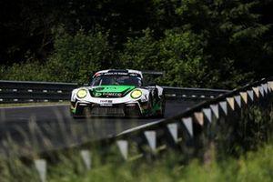 #12 Dinamic Motorsport Porsche 911 GT3 R: Michele Beretta, Adrien De Leener