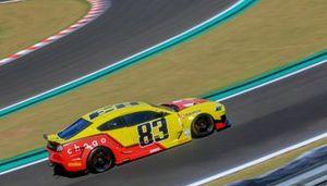 Gabriel Casagrande na GT Sprint Race