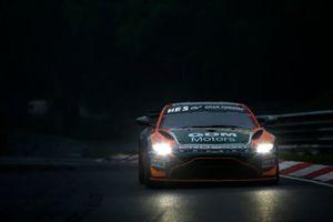 #71 PROsport Racing Aston Martin Vantage AMR GT4: Guido Dumarey, Maxime Dumarey, Alexander Walker, Michael Hess