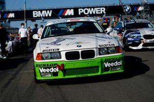 La BMW victorieuse en 1996