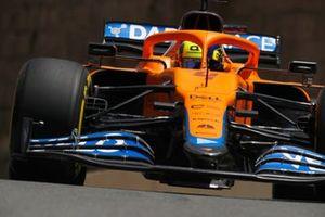 Ландо Норрис, McLaren MCL35M