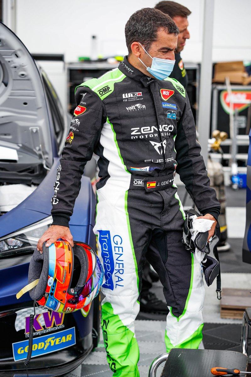 Jordi Gené, Zengo Motorsport Drivers' Academy CUPRA Leon Competición