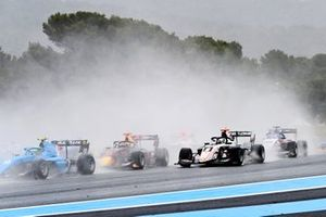 Caio Collet, MP Motorsport, Ayumu Iwasa, Hitech Grand Prix, Juan Manuel Correa, ART Grand Prix