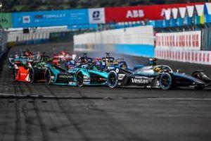 Stoffel Vandoorne, Mercedes Benz EQ, EQ Silver Arrow 02, Sam Bird, Jaguar Racing, Jaguar I-TYPE 5, Lucas Di Grassi, Audi Sport ABT Schaeffler, Audi e-tron FE07