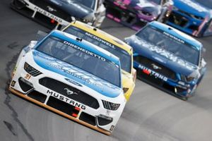 Matt DiBenedetto, Wood Brothers Racing, Ford Mustang Quick Lane Tire & Auto Center