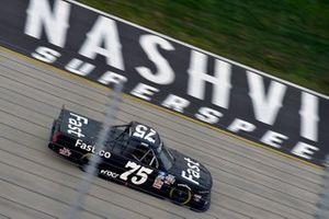 Parker Kligerman, Henderson Motorsports, Chevrolet Silverado Fast Checkout