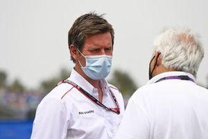 Rob Smedley, Formula 1