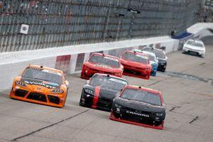 Jordan Anderson, Jordan Anderson Racing, Chevrolet Camaro Bommarito.com, David Starr, Motorsports Business Management, Toyota Supra Caron Towing & Repair
