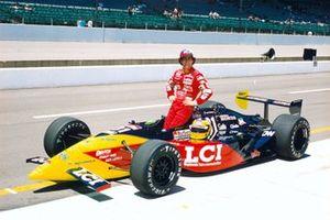 Andre Ribiero, LCI International Honda