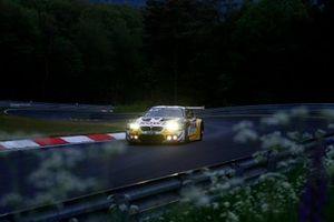 #98 ROWE Racing BMW M6 GT3: Connor De Phillippi, Martin Tomczyk, Sheldon van der Linde, Marco Wittmann