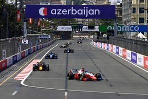 Robert Shwartzman, Prema Racing and Jehan Daruvala, Carlin