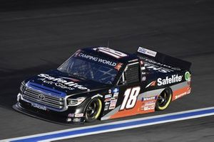 #18 Chandler Smith, Kyle Busch Motorsports, Toyota Tundra Safelite AutoGlass