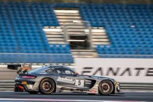 #5 HRT Mercedes-AMG GT3: Hubert Haupt, Gabriele Piana, Patrick Asseheimer