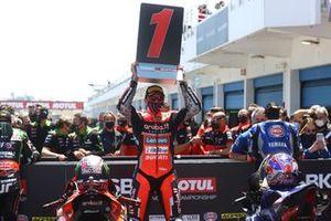 Race winner Scott Redding, Aruba.It Racing - Ducati