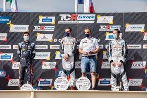 Felice Jelmini, Sébastien Loeb Racing, Teddy Clairet, Team Clairet Sport, Jimmy Clairet, Team Clairet Sport