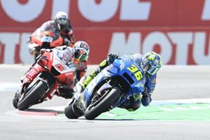 Joan Mir, Team Suzuki MotoGP, Johann Zarco, Pramac Racing, Miguel Oliveira, Red Bull KTM Factory Racing