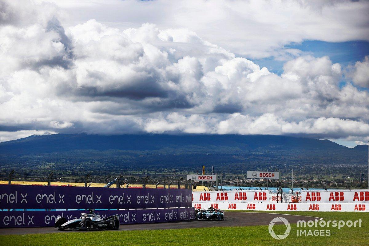 Nyck de Vries, Mercedes Benz EQ, EQ Silver Arrow 02, Tom Blomqvist, NIO 333 001