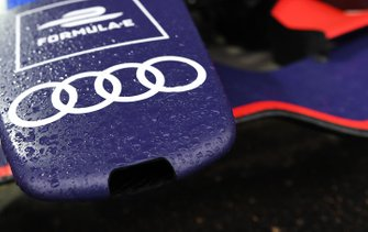 Nosecone on the Envision Virgin Racing, Audi e-tron FE05