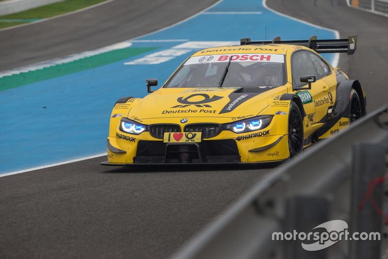 Міккель Йенсен, BMW M4 DTM