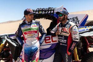Ignacio Casale y Francisco Chaleco López