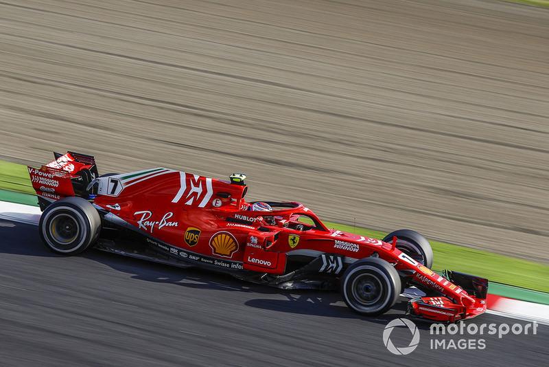 2018 (фінал сезону). Ferrari SF71H
