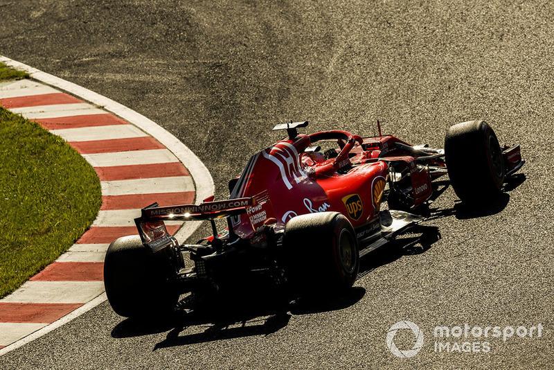 Verliezer 1: Sebastian Vettel