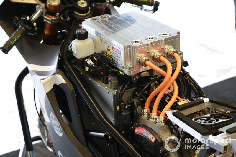 Prueba de Moto E en Jerez