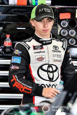 Brandon Jones, Joe Gibbs Racing, Toyota Camry Juniper.