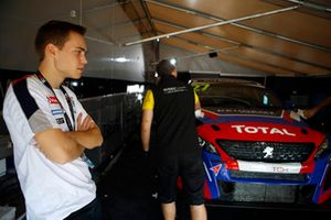 Enrique Hernando, Sports & You Peugeot 308 TCR