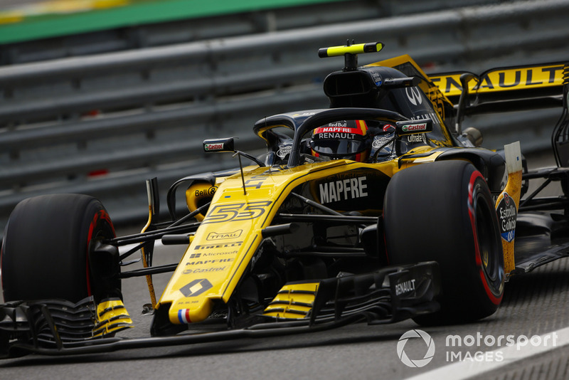 Carlos Sainz Jr - Renault Sport F1 Team: 6 puan