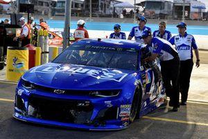 Jimmie Johnson, Hendrick Motorsports, Chevrolet Camaro Lowe's Power of Pride