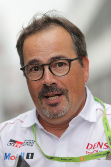 Rob Leupen, Director Business Operations Toyota Gazoo Racing