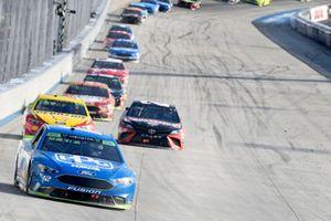 Brad Keselowski, Team Penske, Ford Fusion Wurth, Joey Logano, Team Penske, Ford Fusion Shell Pennzoil