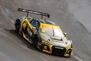 #10 Audi R8 LMS GT3: Andrew Fawcett, Jonny Reid