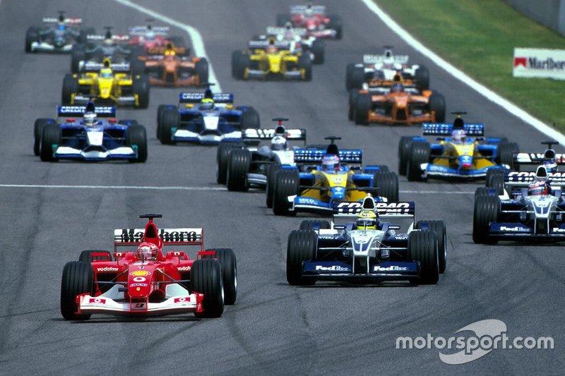 #57 GP d'Espagne 2002