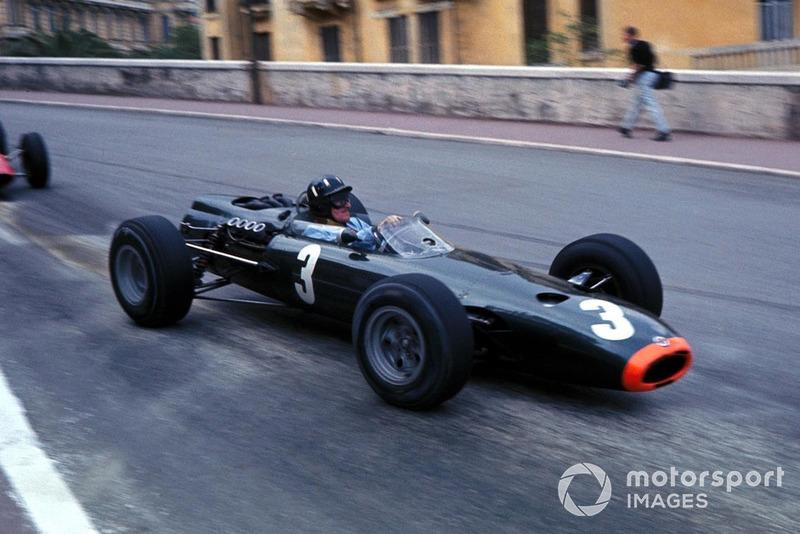 GP de Mónaco 1965