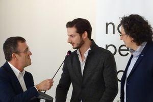 Roberto Gurian, Alex Fontana e Franco Barin