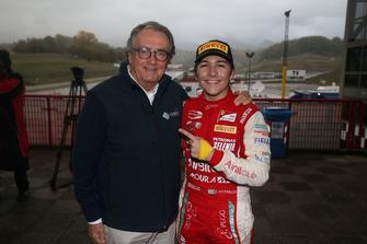 Giancarlo Minardi ed Enzo Fittipaldi, Prema Theodore Racing