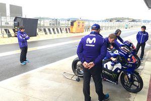 Julian Simon, nouveau coach de Maverick Viñales, Yamaha Racing